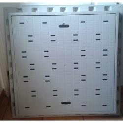 Poklop plastový ITP,  600 x 600 mm, B 125