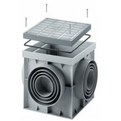 Revizní šachta kanalizační 400 x 400 MINI