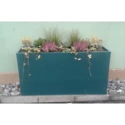 Plastové truhlíky květináče dle zadání
