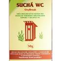 Suchý WC - bakterie 50 g