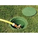 šachta rozvodu vody včetně ventilu