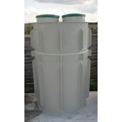 Biologický septik k obetonování 6,3 m3
