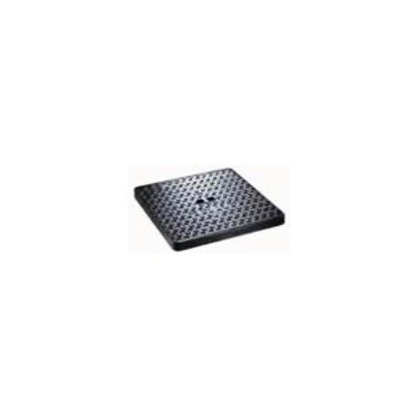 Litinový poklop HC 900 x 900 mm pachotěsný