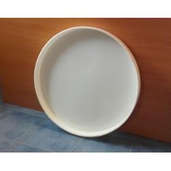 Plastový poklop na skruž ,studnu - prům.1200 mm