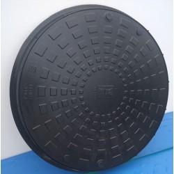Poklop hliníkový PAL prům. 600 mm