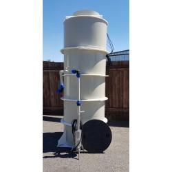 Čerpací kanalizační šachta 800 x 2000 mm ( samonosná)