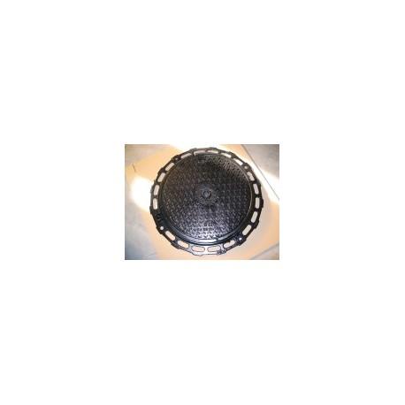 Poklop RH 65 litinový prům.550 mm