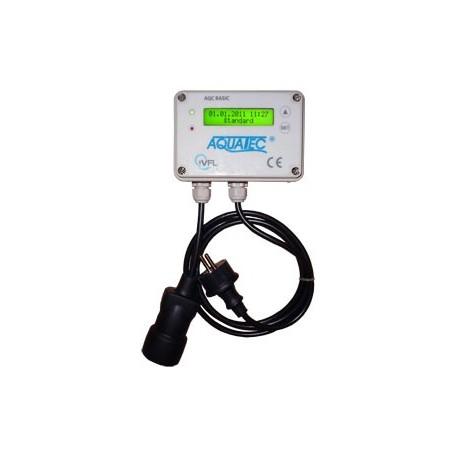 Řídicí jednotka pro čističku odpadních vod typ AQC BASIC