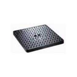Litinový poklop HC 400 x 400 mm - pachotěsný