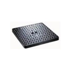Litinový poklop HC 700 x 700 mm pachotěsný