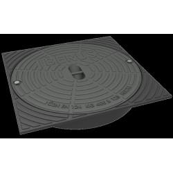 Litinový poklop IBER prům.315 mm
